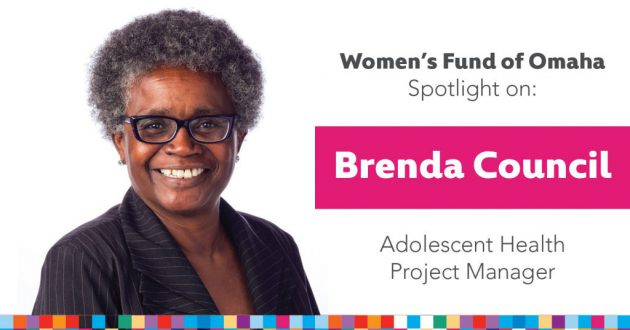 Women's Fund Employee Spotlight: Brenda Council