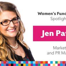 Women's Fund Employee Spotlight: Jen Pavkov