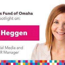 Women's fund employee spotlight: Jill Heggen