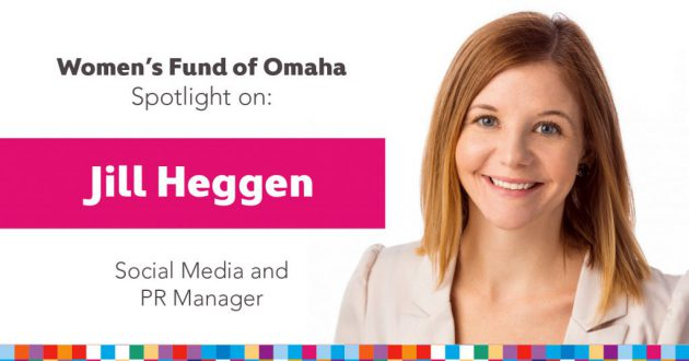 Women's fund employee spotlight: Jill Heggen
