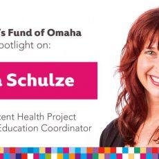 Women's Fund Employee Spotlight: Lisa Schulze