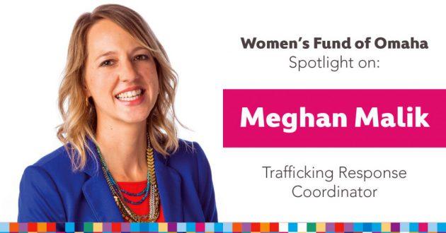 Women's Fund Employee Spotlight: Meghan Malik