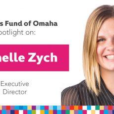 Women's Fund Employee Spotlight: Michelle Zych